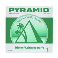 Pyramid : Irish / Celtic Harp String g1