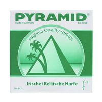 Pyramid : Irish / Celtic Harp String f1