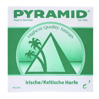 Pyramid : Irish / Celtic Harp String e1