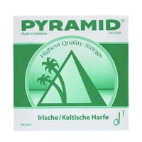 Pyramid : Irish / Celtic Harp String d1