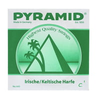 Pyramid : Irish / Celtic Harp String c1