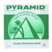 Pyramid : Irish / Celtic Harp String a
