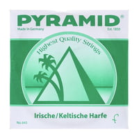 Pyramid : Irish / Celtic Harp String f