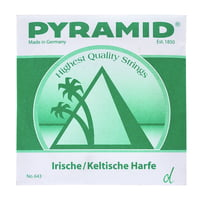 Pyramid : Irish / Celtic Harp String d