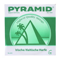 Pyramid : Irish / Celtic Harp String G