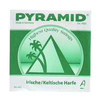 Pyramid : Irish / Celtic Harp String A1