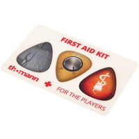 Thomann : First Aid Pickcard Glossy
