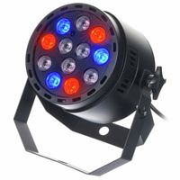 Fun Generation : LED Pot 12x1W RGBW