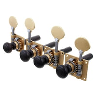 Rubner : Double Bass Machines Ebony