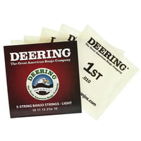 Deering : 5 String Banjo Light Set