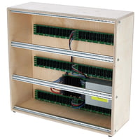 Doepfer : A-100LC9 PSU3 Low Cost Case