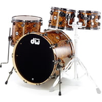 DW : Finish Ply Gold Abalone