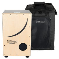 Roland : EC-10 EL Cajon & Bag Set