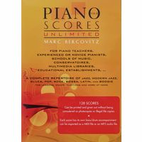 Prodipe : Piano Scores Unlimited V2