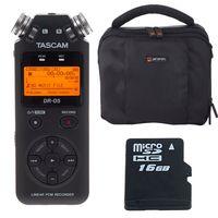 Tascam : DR-05 V2 Bag Set