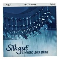 Bow Brand : Silkgut 1st E Harp String No.1