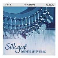 Bow Brand : Silkgut 1st G Harp String No.6