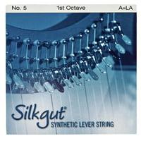 Bow Brand : Silkgut 1st A Harp String No.5