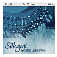 Bow Brand : Silkgut 3rd F Harp Str. No.21