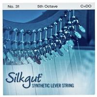 Bow Brand : Silkgut 5th C Harp Str. No.31