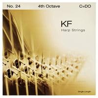 Bow Brand : KF 4th C Harp String Nr.24