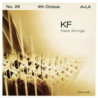 Bow Brand : KF 4th A Harp String No.26