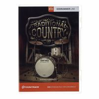 Toontrack : EZX Traditional Country