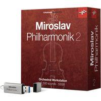 IK Multimedia : Miroslav Philharmonik 2