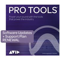 Avid : Pro Tools Update Plan Renewal