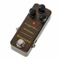 One Control : Anodized Brown Distortion