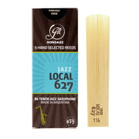Gonzalez : Tenor Sax Reed Local 627 2