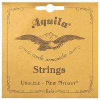 Aquila : New Nylgut Uke 8-String Set