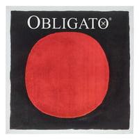 Pirastro : Obligato Violin D 4/4 medium