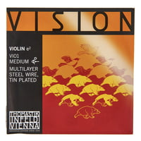 Thomastik : Vision Violin E 4/4 medium