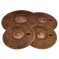 Zultan : Raw Cymbal Set