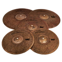 Zultan : Raw Profi Cymbal Set