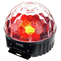 Fun Generation : LED Diamond Dome RGBWA UV 6in1