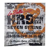 La Bella : HRS-71 El. Guitar RWNP