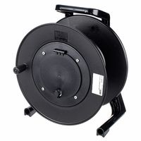 Schill : GT 310 KDK Cable Drum BLK
