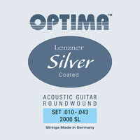 Optima : Lenzner Silver Acoustic SLight