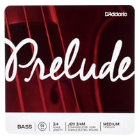 Daddario : J611-3/4M Prelude Bass G med.