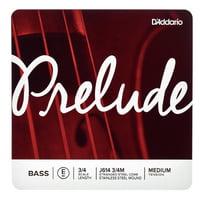 Daddario : J614-3/4M Prelude Bass E med.
