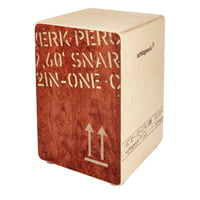 Schlagwerk : CP403RED Cajon Red Edition