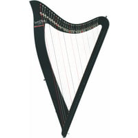 Lyon and Healy : Silhouette Electric Harp JB