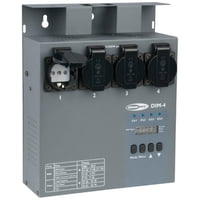 Showtec : DIM-4 4-Ch. Dimmer/Switcher