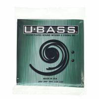 Kala : Metal Round Wound 5 Str UBass
