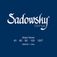 Sadowsky : Blue Label SBN40B