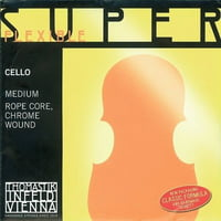 Thomastik : Superflexible D Cello med Chr.