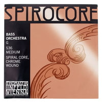 Thomastik : Spirocore G Bass 4/4 medium