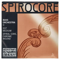 Thomastik : Spirocore D Bass 4/4 medium
